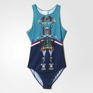Adidas Women's Mary Katrantzou Bodysuit